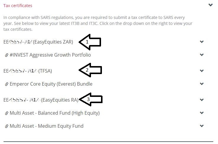 sars tax clearance certificate online application