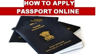 where do u submit your passport application in person