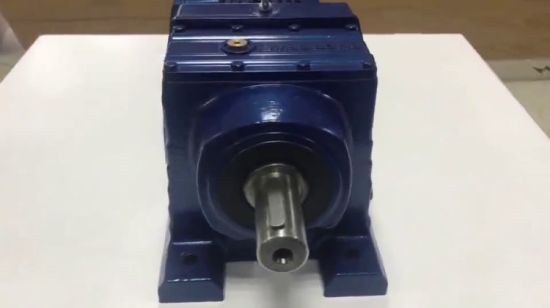 application of cycloidal tooth gear