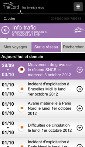 application smiley iphone sur android