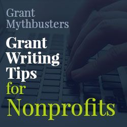 how to write an application for nonprofit funding